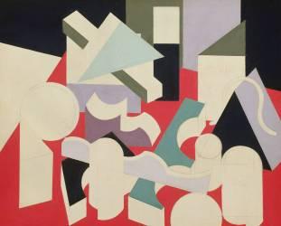 Formes, 1921-22 (Patrick Henry Bruce) - Muzeo.com