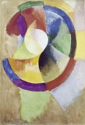 Formes Circulaires (Robert Delaunay) - Muzeo.com