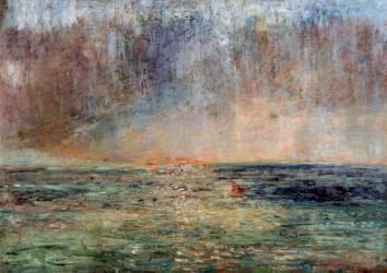 Grand paysage marin (James Ensor) - Muzeo.com