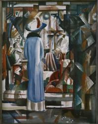 Grande Vitrine Lumineuse (August Macke) - Muzeo.com