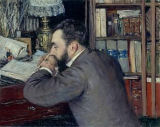 Henri Cordier (Gustave Caillebotte) - Muzeo.com