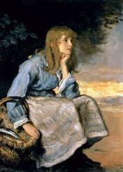 Herrin Appelant (John Everett Millais) - Muzeo.com