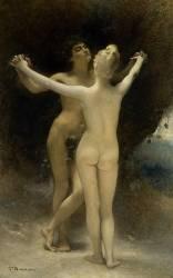 Idylle (Salon de 1900) (Léon Bonnat) - Muzeo.com
