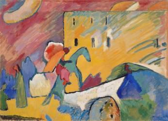 Improvisation III (Kandinsky Wassily) - Muzeo.com