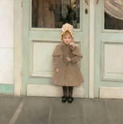 Jeanne Kéfer (Fernand Khnopff) - Muzeo.com