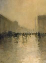 Jour Brumeux sur Londres (Giuseppe de Nittis) - Muzeo.com