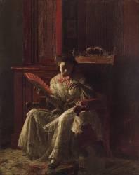 Kathrin Crowell (Thomas Eakins) - Muzeo.com