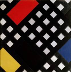 Kompozycja XV ( Composition XV) (Theo Van Doesburg) - Muzeo.com