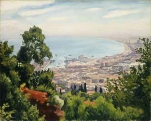 La Baie d'Alger (Albert Marquet) - Muzeo.com