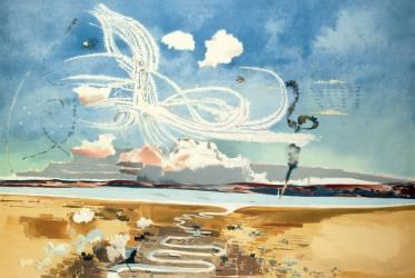 La bataille d'Angleterre (Paul Nash) - Muzeo.com