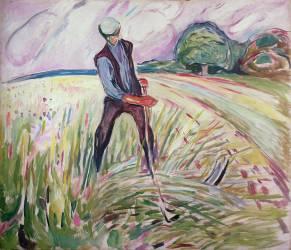 La fenaison (Edvard Munch) - Muzeo.com