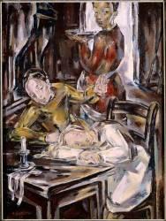 La fillette endormie (Blanchard Maria) - Muzeo.com