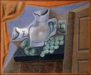 La Jarre (Juan Gris) - Muzeo.com