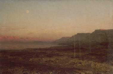 La Mer morte (Belly Léon Adolphe Auguste) - Muzeo.com