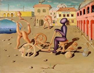 La mode (Brauner Victor) - Muzeo.com