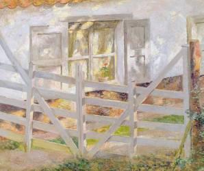 La Porte (Emile Claus) - Muzeo.com