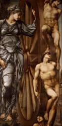 La Roue de la Fortune (Edward Burne-Jones) - Muzeo.com