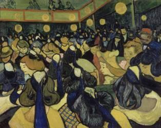 La salle de danse à Arles (Van Gogh Vincent) - Muzeo.com