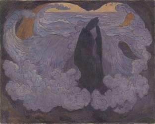 La Vague violette (Georges Lacombe) - Muzeo.com