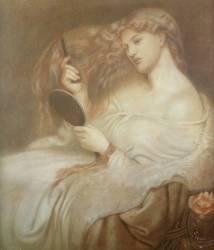 Lady Lilith (Dante Gabriel Rossetti) - Muzeo.com