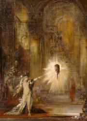 L'Apparition (Gustave Moreau) - Muzeo.com