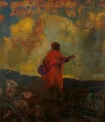 L'arabe (Odilon Redon) - Muzeo.com