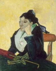 L'Arlésienne (Vincent Van Gogh) - Muzeo.com