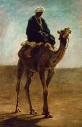 Le chamelier (Belly Léon Adolphe Auguste) - Muzeo.com
