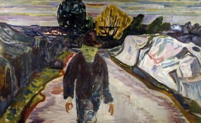 Le Meurtrier (Edvard Munch) - Muzeo.com