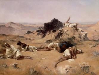 Le Pays de la soif (Eugène Fromentin) - Muzeo.com