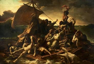 Le Radeau de La Méduse (Théodore Géricault) - Muzeo.com