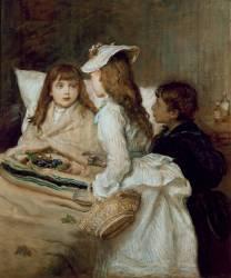 Le Rétablissement (John Everett Millais) - Muzeo.com