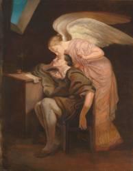 Le Rêve du poète (Cézanne Paul) - Muzeo.com