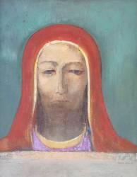 Le Silence (Odilon Redon) - Muzeo.com