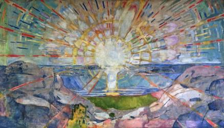 Le Soleil (Edvard Munch) - Muzeo.com