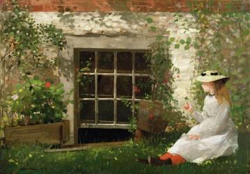 Le Trèfle à Quatre Feuilles (Winslow Homer) - Muzeo.com