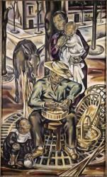 Le vannier (Blanchard Maria) - Muzeo.com