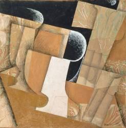 Le Verre (Juan Gris) - Muzeo.com