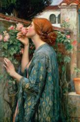 L'âme de la rose (Waterhouse John William) - Muzeo.com