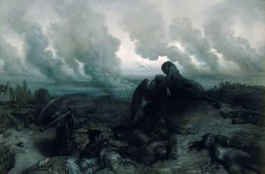 L'Enigme (Gustave Doré) - Muzeo.com