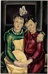 Les deux orphelines (Blanchard Maria) - Muzeo.com