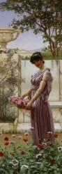 Les Fleurs de Vénus (John William Godward) - Muzeo.com