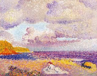 L'orage à venir (Cross Henri-Edmond) - Muzeo.com