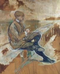 Louis Bouglé (Henri de Toulouse-Lautrec) - Muzeo.com