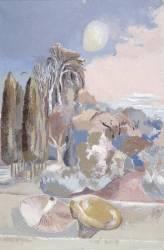 Lune de novembre (Paul Nash) - Muzeo.com