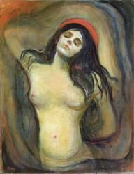 Madonna (Edvard Munch) - Muzeo.com
