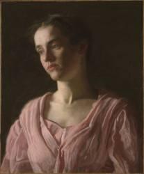 Maud Cook (Thomas Eakins) - Muzeo.com