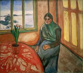 Mélancolie / Laura (Edvard Munch) - Muzeo.com