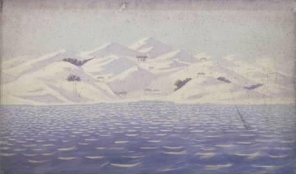Montagnes (Osbert Alphonse) - Muzeo.com