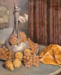 Nature morte (Emile Bernard) - Muzeo.com